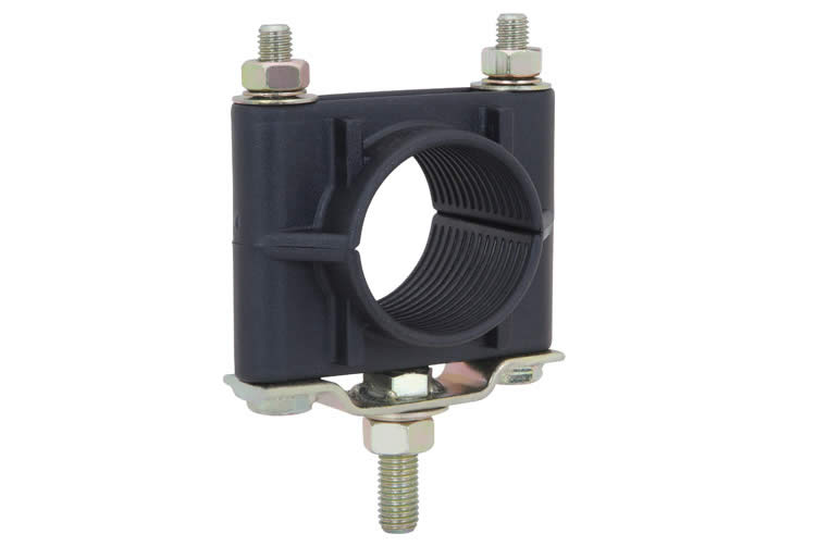 Heavy Duty Single Bolt Fixing Cable Clamp