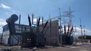 Costa Rica - substation